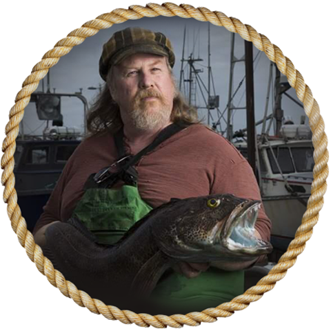 Aaron Longton, Fisherman with Port Orford Sustainable Seafood